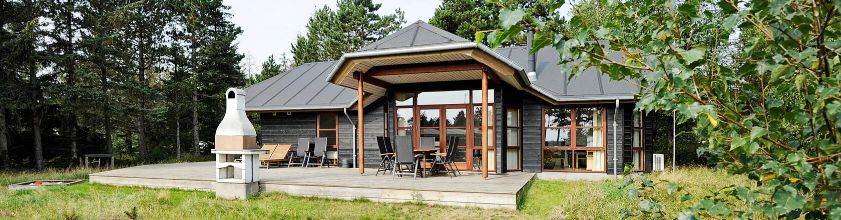 Rømø/Vesterhede in Denmark - Rent a holiday home  with DanCenter