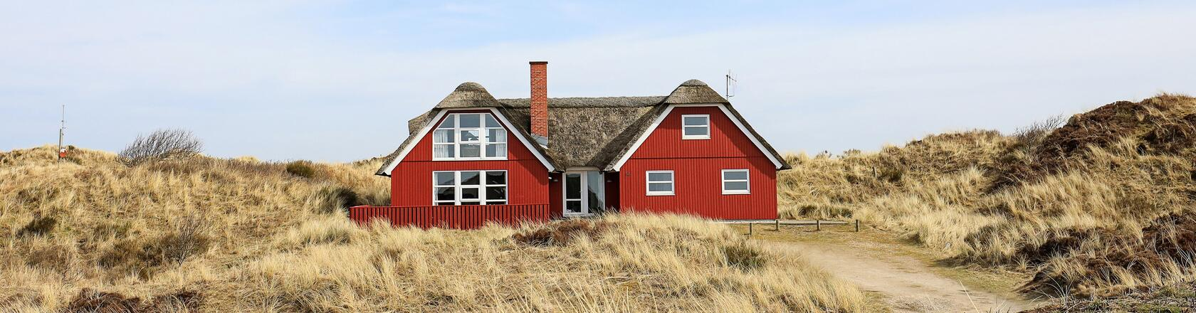 Vejers/Mosevrå in Denmark — Rent a holiday home with DanCenter