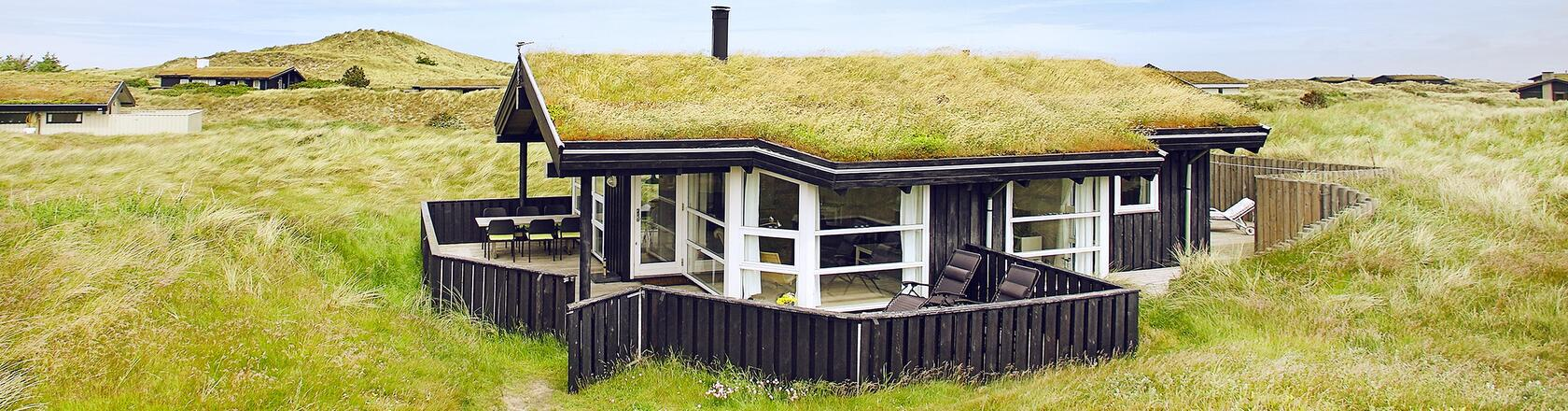 Hou Nord in Denmark - Rent a holiday home  with DanCenter
