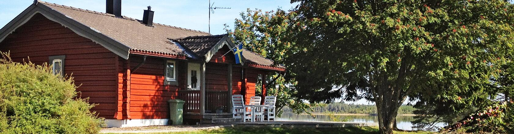 Sörsjön in Sweden — Rent a holiday home with DanCenter