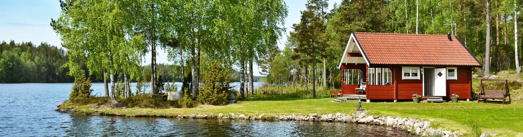 Book a holiday home in Sweden - 800 holiday homes in Sweden